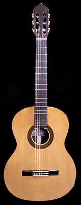New World Guitar, New World Classical Guitar, New World Player, Player Guitar, Hill New World Guitar, Player Model, Classical Guitar